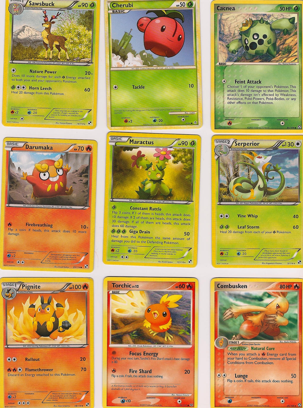 cell pokemon card images pokemon images