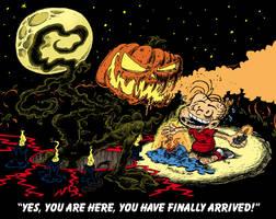 The Great Pumpkin (Part 1/5)