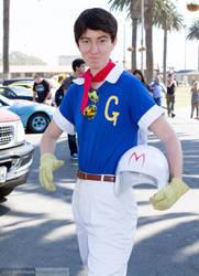 Go Speed, go! by kenshin-chan64