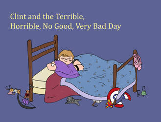 The Terrible, Horrible, No Good, Very Bad Day by kenshin-chan64