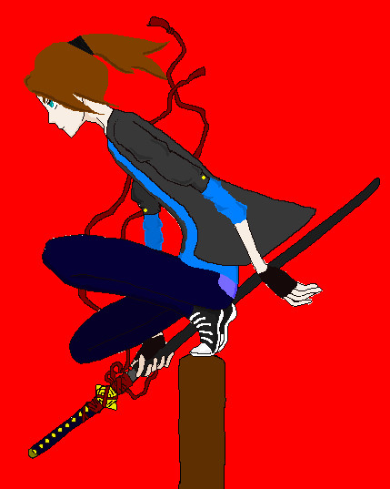 anime sword boy by dudikitty on DeviantArt