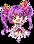 Dimensional Witch Chibi