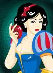 Snow White sexy apple
