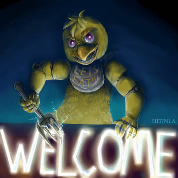 Welcome by Uitinla