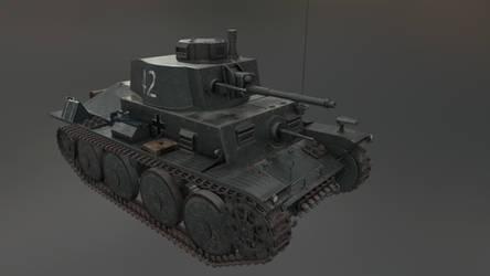 PzKpfw 38(t) 1