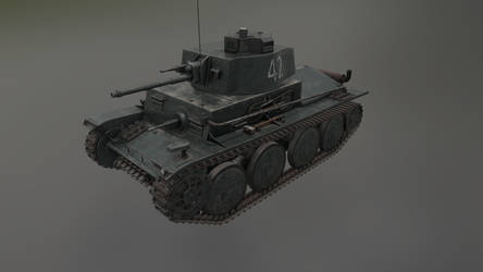 PzKpfw 38(t) 2
