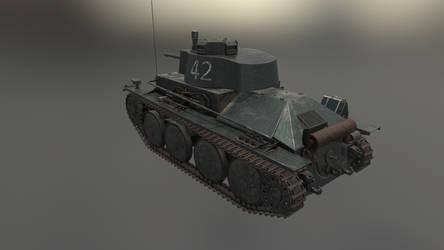 PzKpfw 38(t) 3