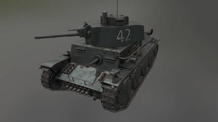 PzKpfw 38(t) 8