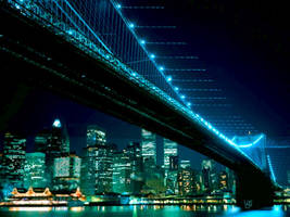 NEW YORK BLUE by whintersoul