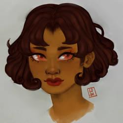 RPG Character-Tereza