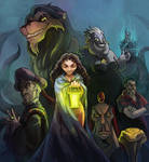 Best Disney Villains Ever
