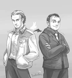Supernatural : Tricksters by Mushstone