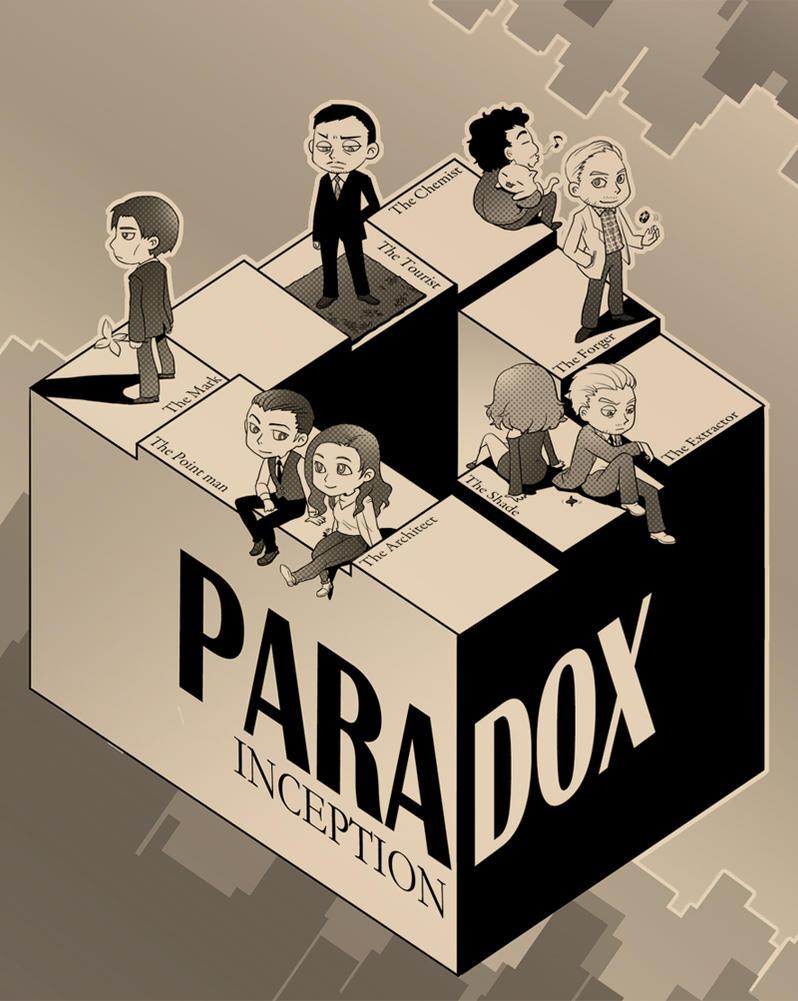 Inception : Paradox by Mushstone on DeviantArt