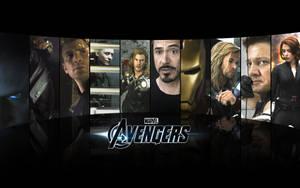Movie Avengers Wallpaper by Mushstone