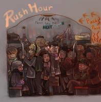 Rush Hour by Mushstone