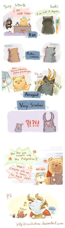 Animal Avengers 7