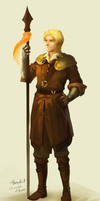 Prince Benedict by Mushstone