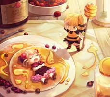 Berry Honey by Mushstone