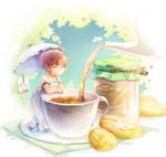 Milk tea jam