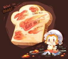 Toast by Mushstone