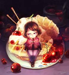 Cherry jam fairy