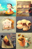 My Favorite Things - 3 by Mushstone