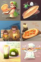 My Favorite Things - 4 by Mushstone