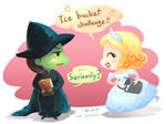 Musical  Wicked : Ice Bucket challenge!