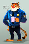 Zootopia : Officer Tiger