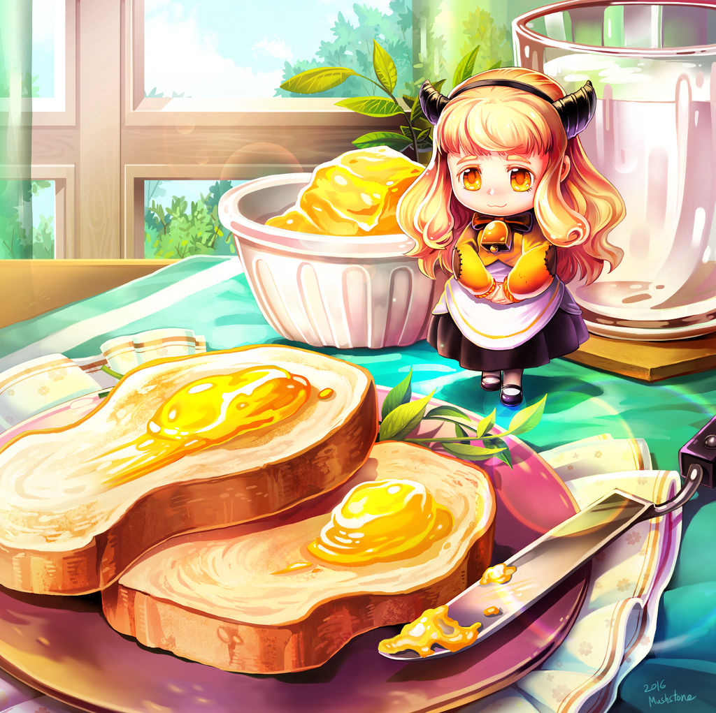 Butter Fairy