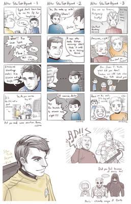 Star Trek Beyond (***spoiler alert)