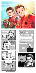 Spider Man: Homecoming -2 by Mushstone