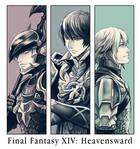 FinalFantasy XIV : Heavensward