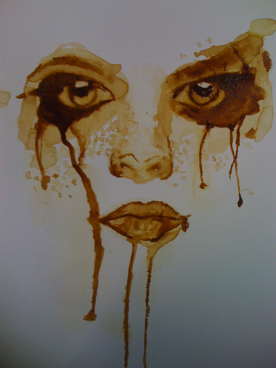 coffee painting by joshuaararao on deviantart