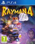 Rayman 4 Box Art 2015 - Fan Made