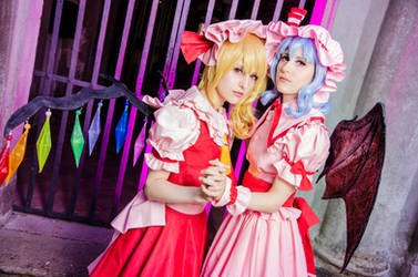 Touhou Project - Vampire Sisters