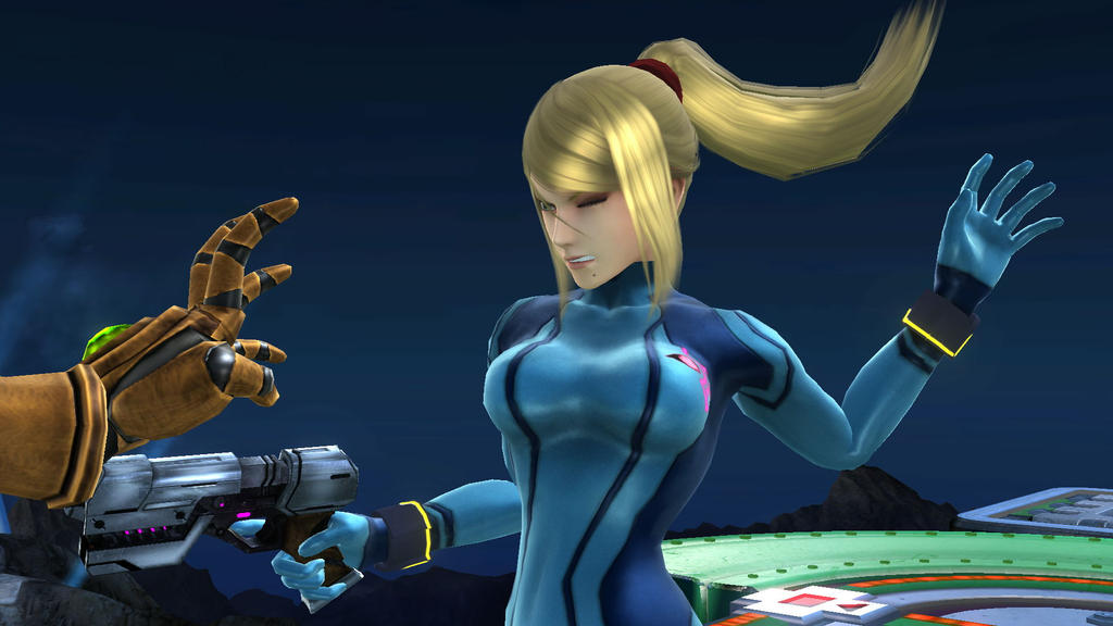 zero suit samus vs samus by zssnarddawg on deviantart