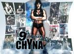 Chyna wallpaper