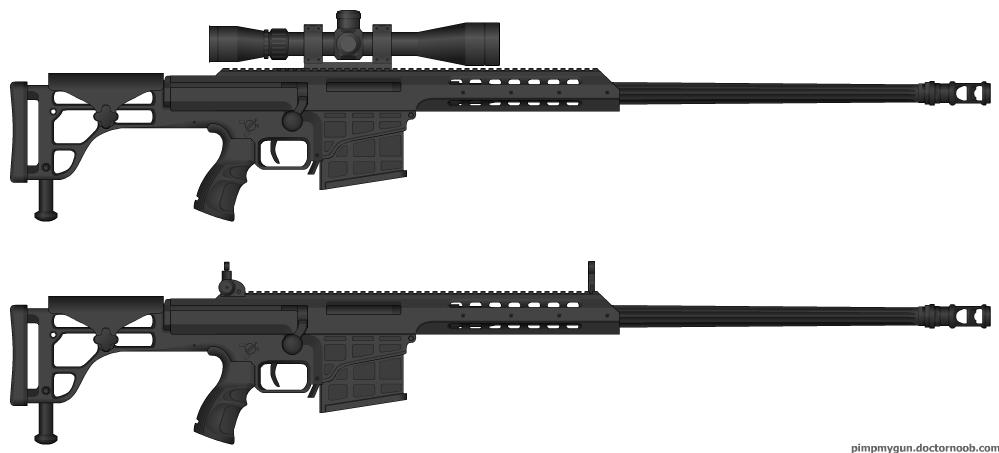 m98b sniper rifle - photo #4