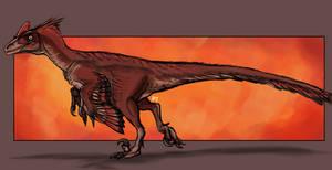 JWE Deinonychus redesign