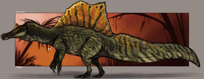 Spinosaurus (as of 2020)