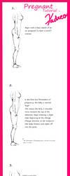 Pregnant Tutorial by Xadrea