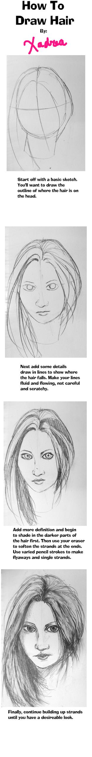 Hair Tutorial by Xadrea