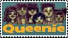 Queenie Stamp 1 by Xadrea