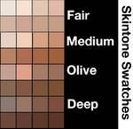 Skintone Swatches