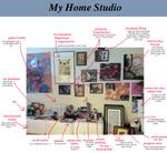 Workspace: Home Studio by Xadrea