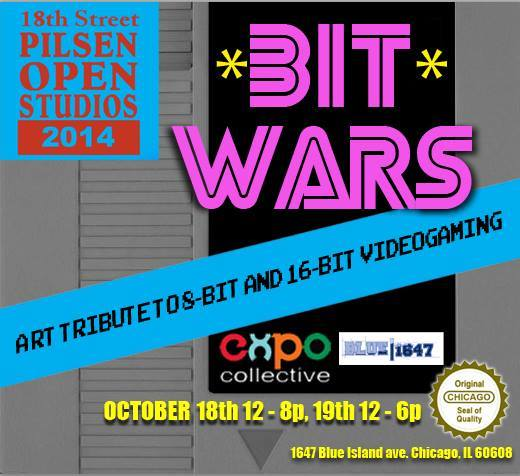 Bitwars by Xadrea