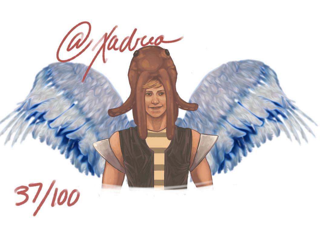 37:100 by Xadrea
