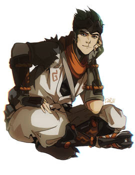 Genji [Overwatch]