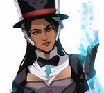 Magician Symmetra [Overwatch]